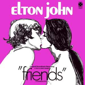 Elton John - Friends - Original Soundtrack (2 BONUS TRACKS) (1971) CD 37