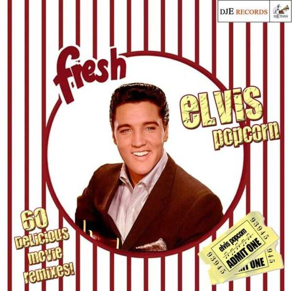 Elvis Presley - Popcorn, Vol. 1 (2008) 2 CD SET 1