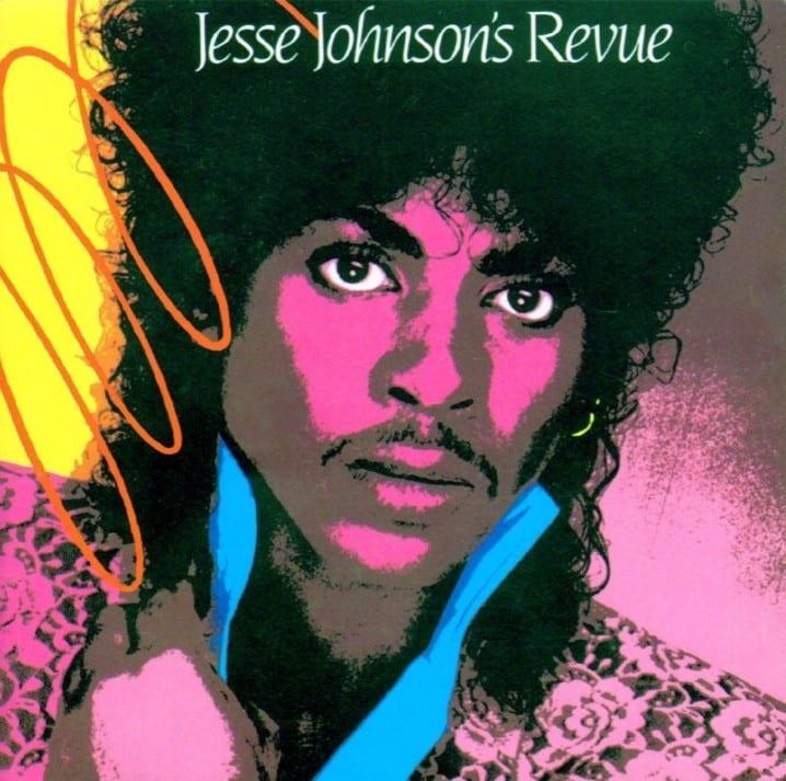 Jesse Johnson - Jesse Johnson's Revue (EXPANDED EDITION) (1985) CD 7