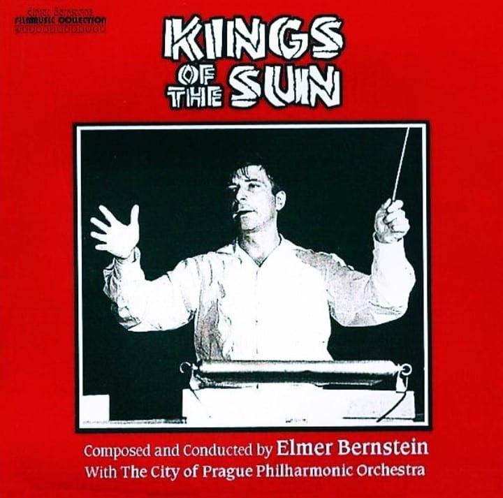 Kings Of The Sun - Original Soundtrack (1963) CD 5