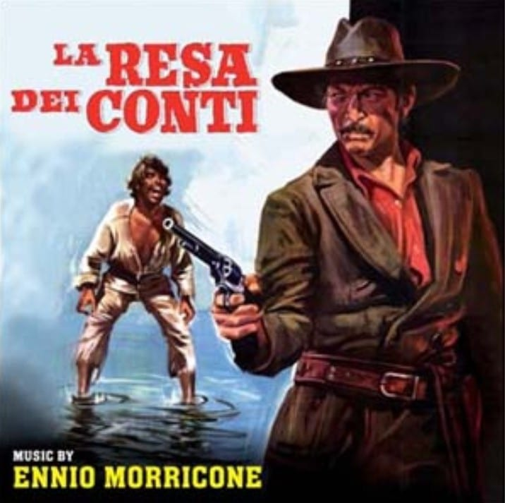 La Resa Dei Conti - Original Soundtrack (1966) CD 8