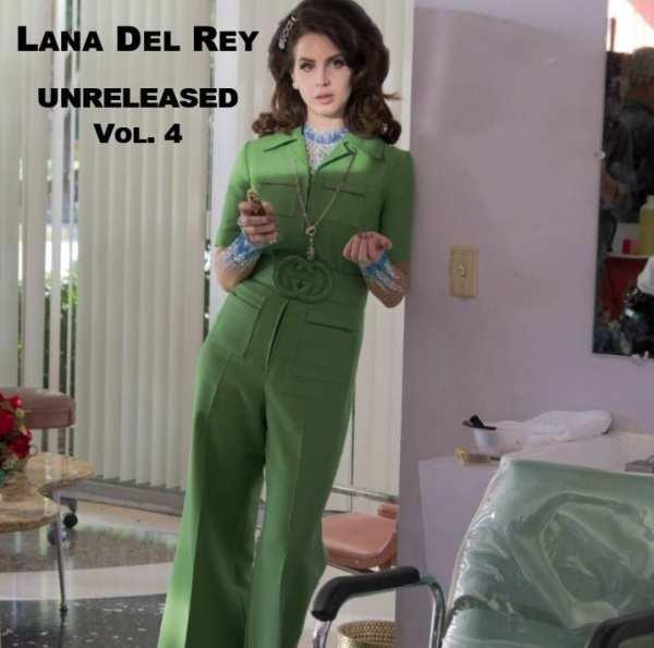 Lana Del Rey - Unreleased, Vol. 4 (2019) CD 1