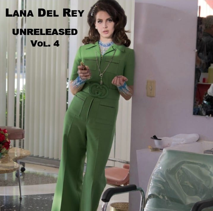 Lana Del Rey - Unreleased, Vol. 4 (2019) CD 9