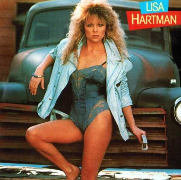 Lisa Hartman - Lisa Hartman / Letterock (2019 EXPANDED EDITION) (Knots Landing) (1983) CD 1
