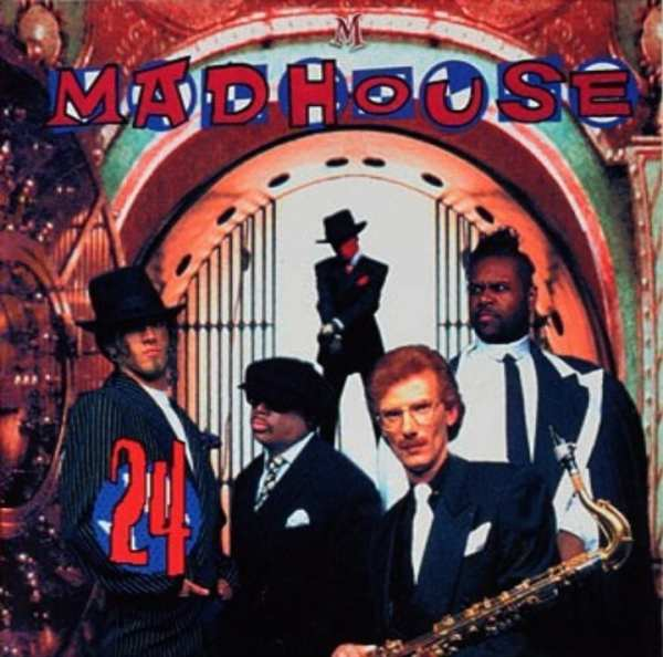 Madhouse - 24 ('93 EDITION) (A.K.A. The New Power Madhouse) (1993) CD 1