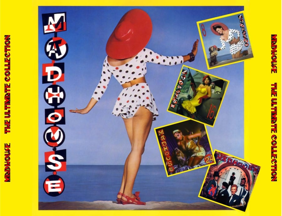 Madhouse - Rehearsals & Mixes (2006) CD 8