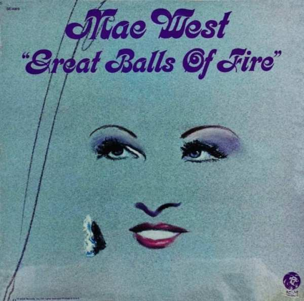 Mae West - Great Balls Of Fire (EXPANDED EDITION) (1972) CD 1