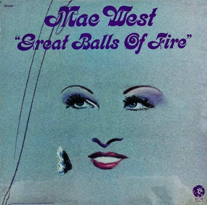 Mae West - Great Balls Of Fire (EXPANDED EDITION) (1972) CD 8