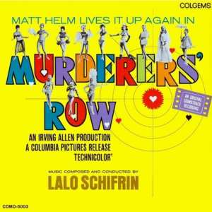 Murderers' Row - Original Soundtrack (BONUS TRACK) (1967) CD 59