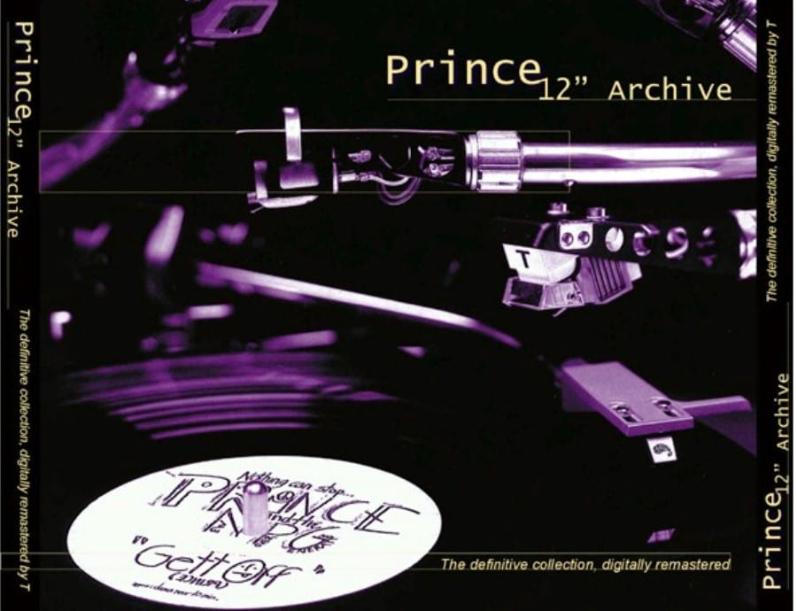Prince - 12 Inch Archive (2001) 6CD SET 6