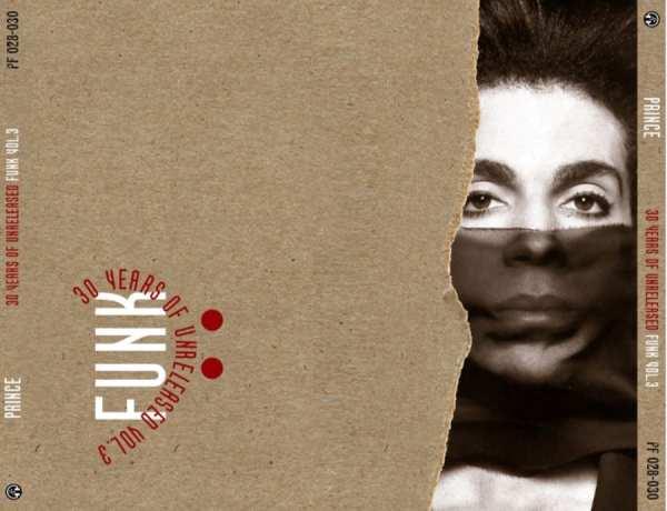 Prince - 30 Years Of Unreleased Funk, Vol.3 (2007) 3 CD SET 1