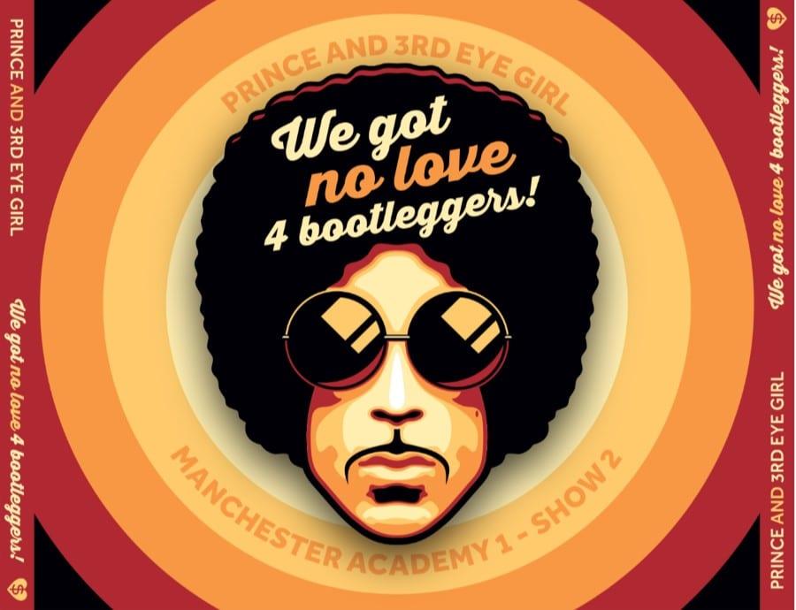 Prince And 3rd Eye Girl - We Got No Love 4 Bootleggers (2014) 3 CD SET 9