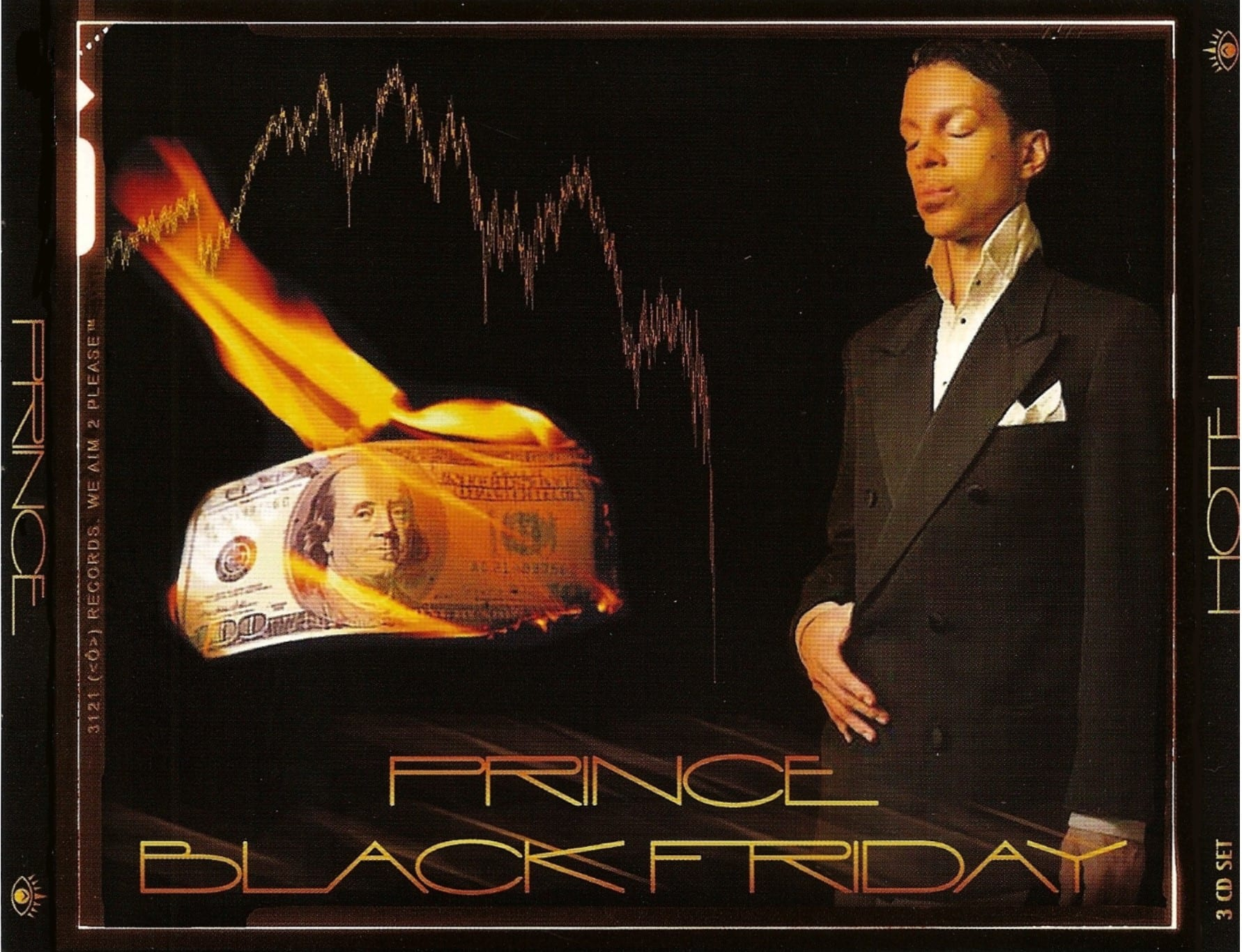 Prince - Black Friday (2008) 5 CD SET 11