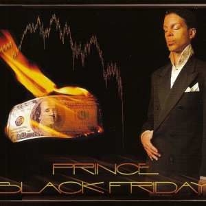 Prince - Black Friday (2008) 5 CD SET 22