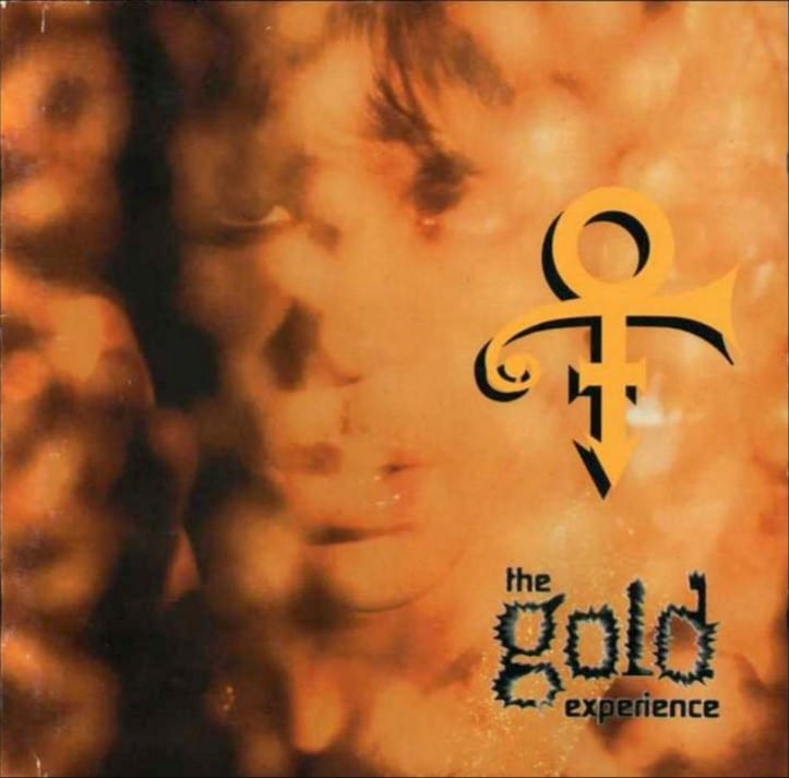 Prince - The Gold Experience (1995) CD 7