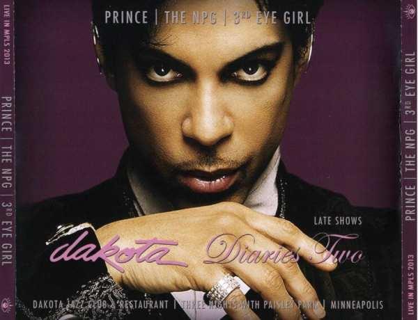 Prince | The NPG | 3rd Eye Girl - Dakota Diaries 2: The Late Shows (2013) 4 CD SET 1