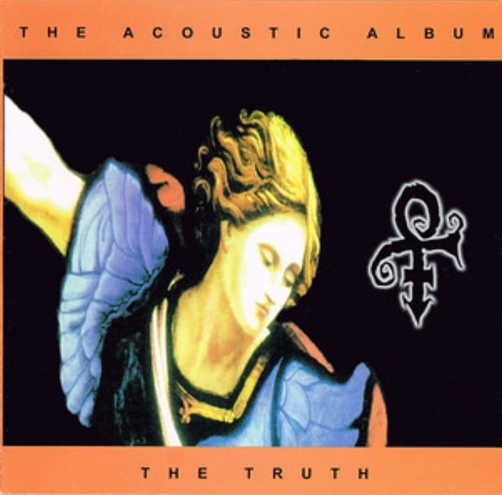 Prince - The Truth (1998) CD 8