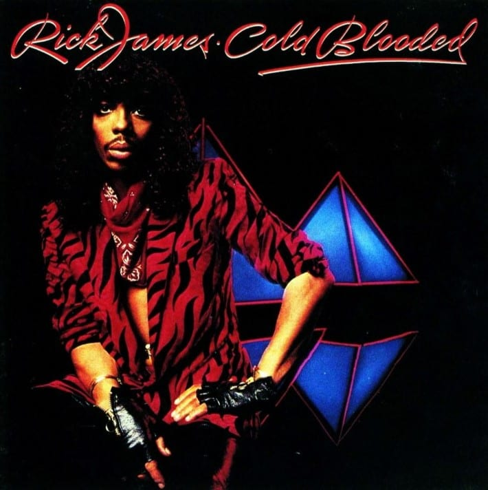 Rick James - Cold Blooded (EXPANDED EDITION) (1983) CD 8