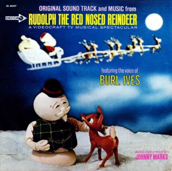 Rudolph The Red-Nosed Reindeer - Original Soundtrack (EXPANDED EDITION) (1964) CD 1