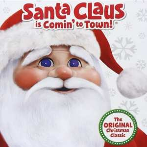 Santa Claus Is Comin' To Town - Original Soundtrack (1970) CD 1