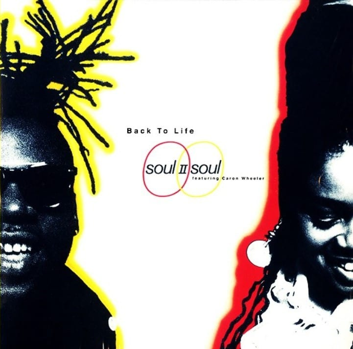 Soul II Soul Feat. Caron Wheeler - Back To Life (However Do You Want Me) (MAXI-CD) (1989) CD 8