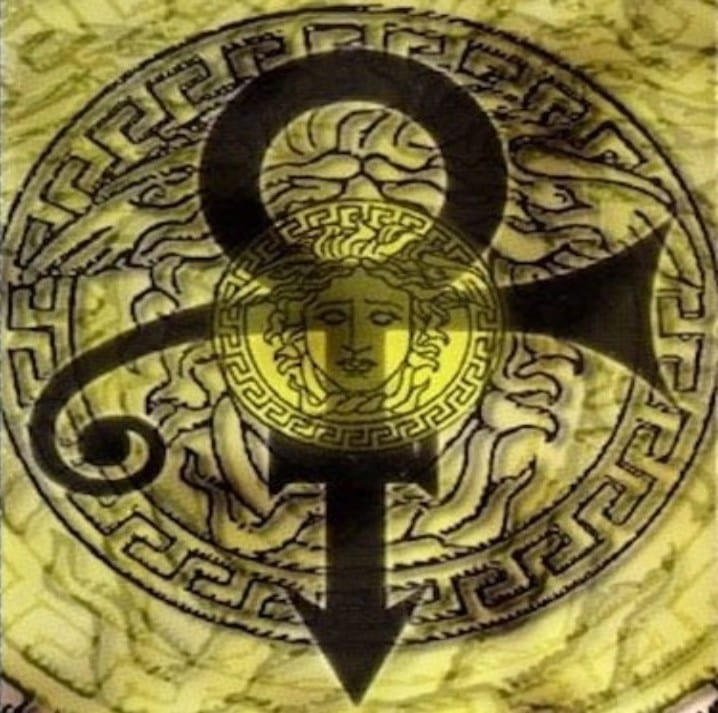 The Artist (Formerly Known As Prince) - The Versace Experience - Prelude 2 Gold (1995) CD 13