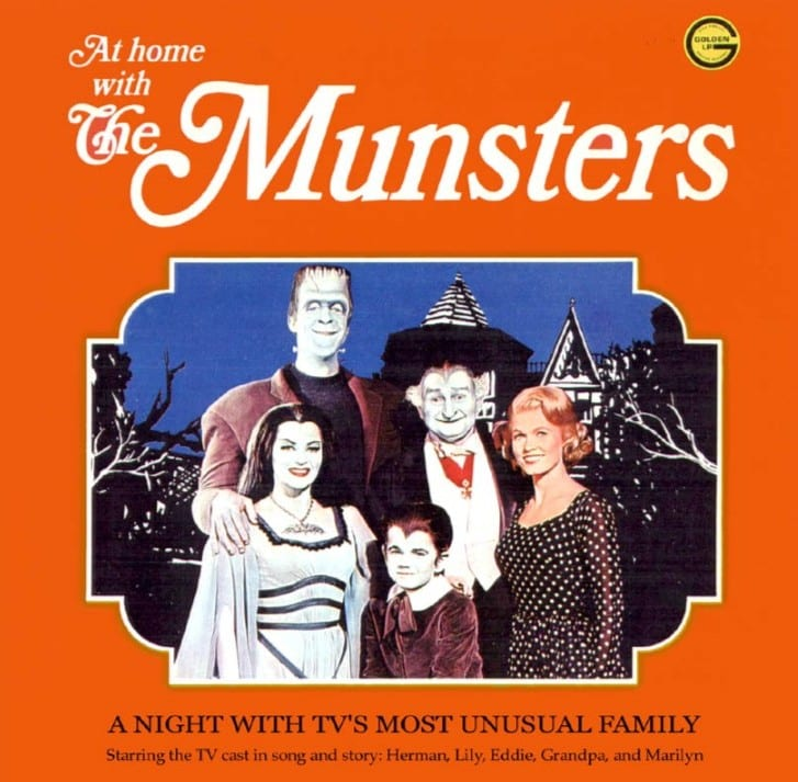The Munsters - At Home With The Munsters (EXPANDED EDITION) (1964) CD 7