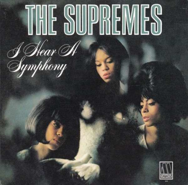 The Supremes - I Hear A Symphony (EXPANDED EDITION) (1966) 2 CD SET 1