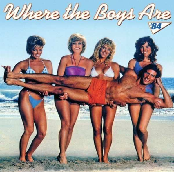 Where The Boys Are '84 - Original Soundtrack (EXPANDED EDITION) (Lisa Hartman) (1984) CD 1