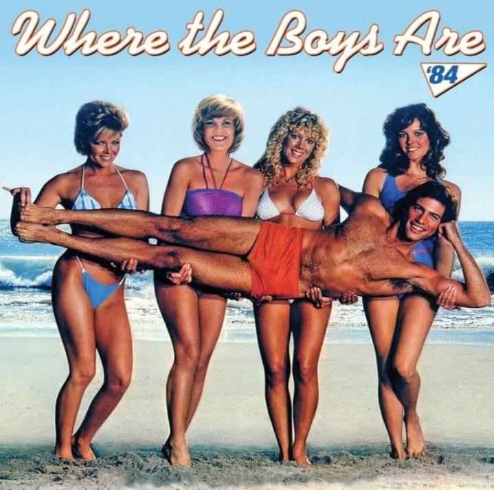 Where The Boys Are '84 - Original Soundtrack (EXPANDED EDITION) (Lisa Hartman) (1984) CD 10