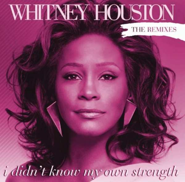 Whitney Houston - I Didn't Know My Own Strength (The Remixes) (2009) 2 CD SET 1