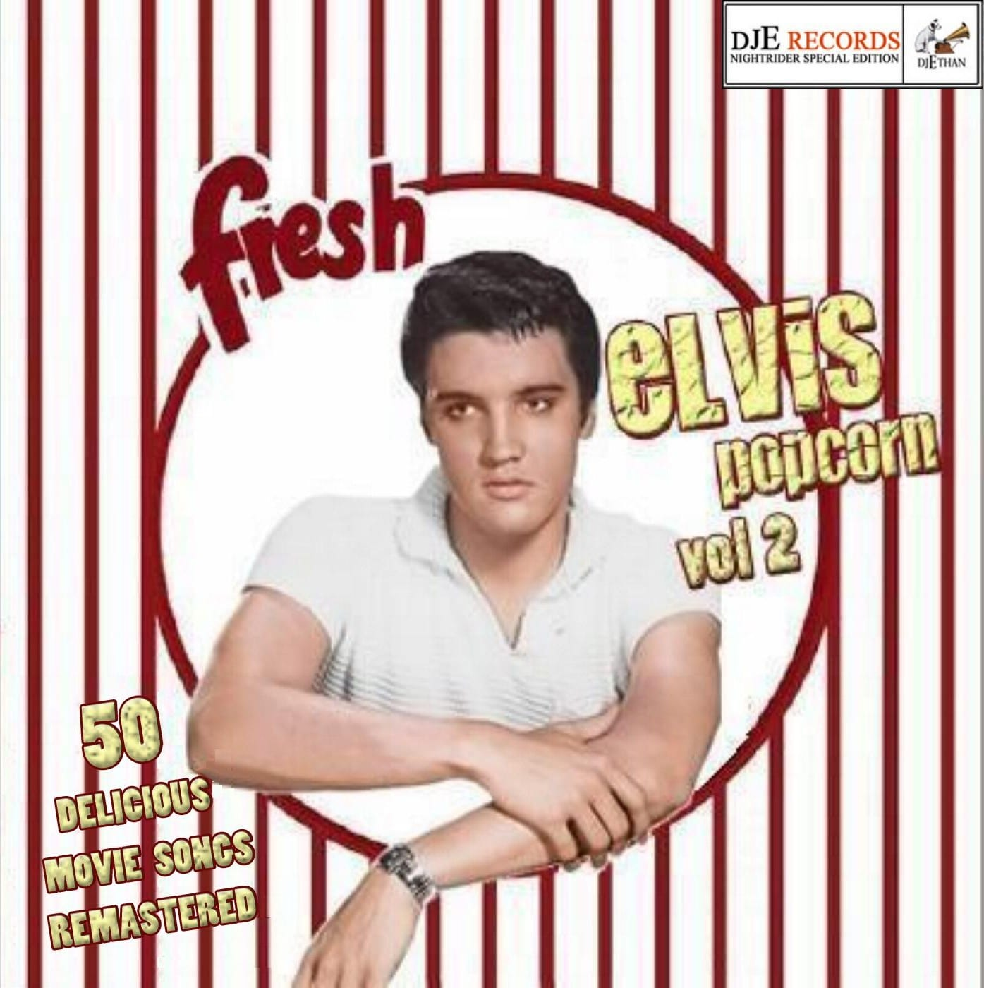 Elvis Presley - Popcorn, Vol. 1 (2008) 2 CD SET 8
