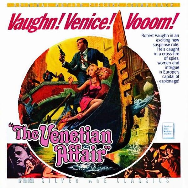 The Venetian Affair - Original Soundtrack (EXPANDED EDITION) (Lalo Schifrin) (1967) CD 6