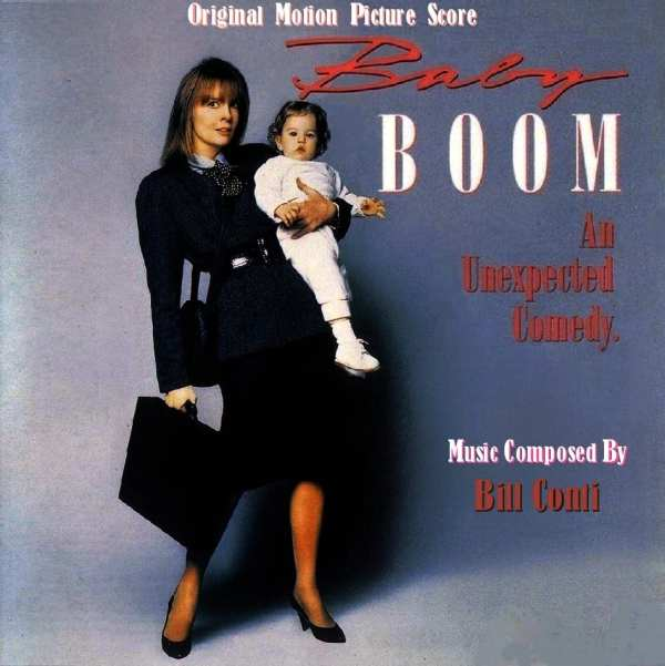 Baby Boom - Original Soundtrack (1987) CD 1