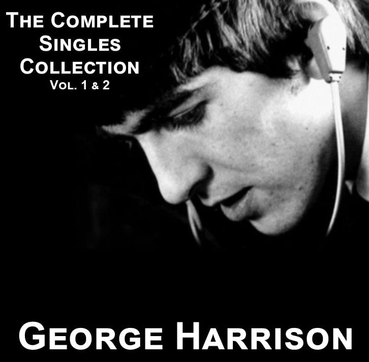 George Harrison - The Complete Singles Collection Vol. 1 - 5 (2013) 5 CD SET 9