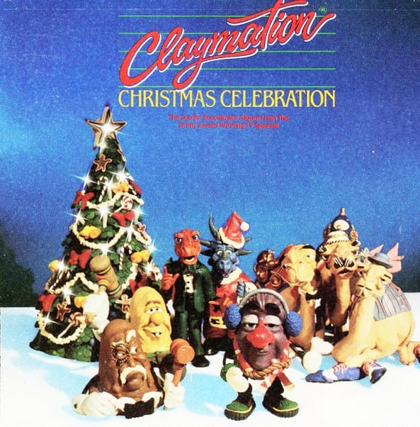 The California Raisins - A Claymation Christmas Celebration - The Soulful Soundtrack Album From The Emmy Award Winning T.V. Special! (1988) CD 1