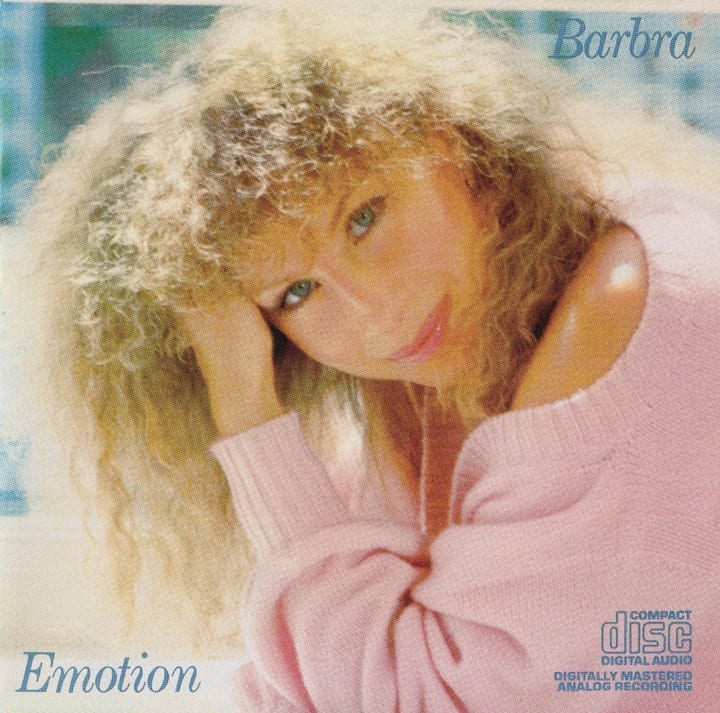 Barbra Streisand - Emotion (EXPANDED EDITION) (1985) CD 8