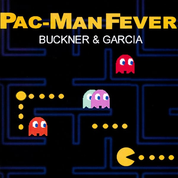 Buckner & Garcia - Pac-Man Fever (1999 EDITION) (1981) CD 9