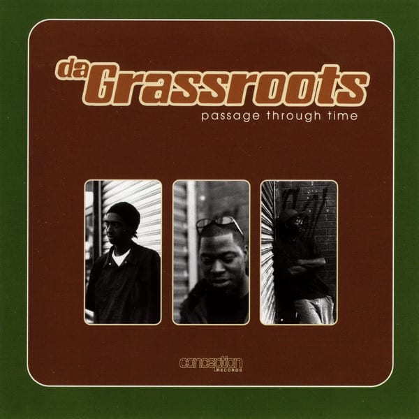 Da Grassroots - Passage Through Time (1999) CD 9