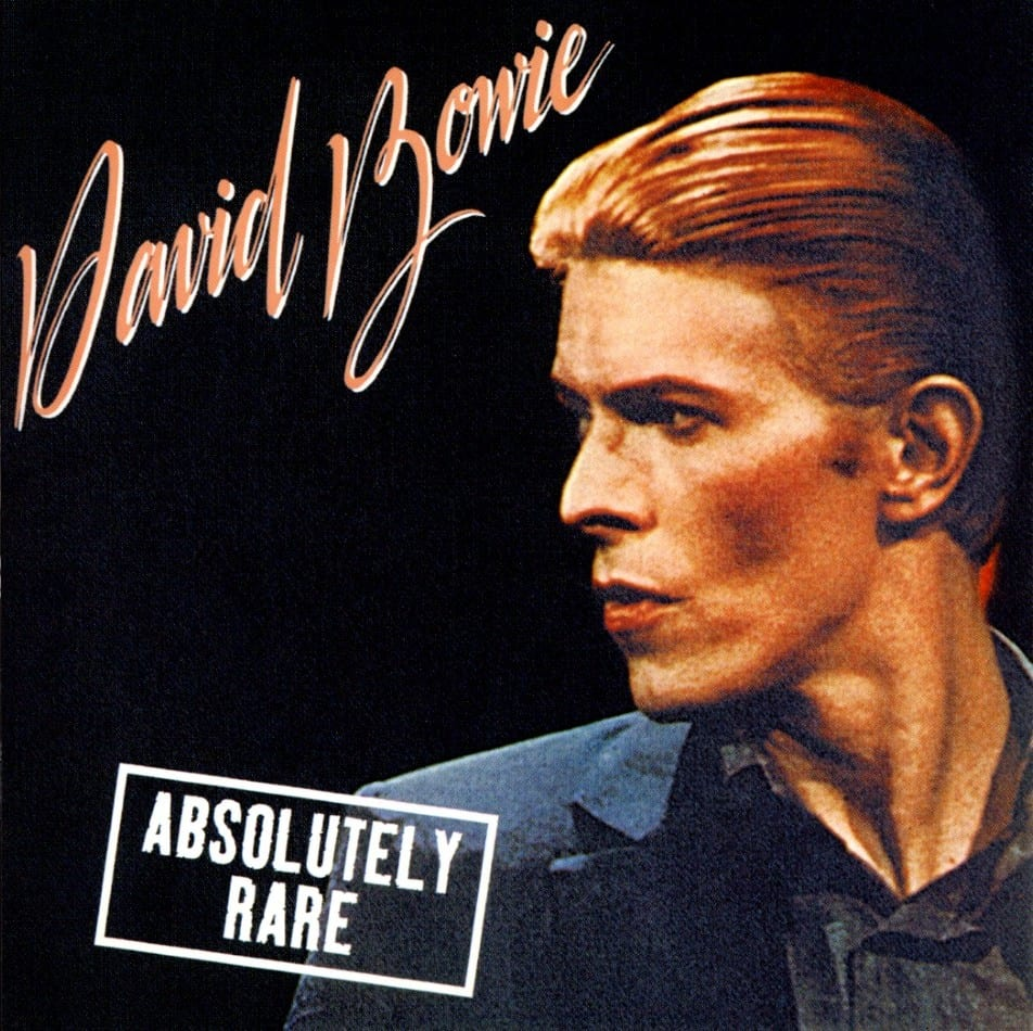 David Bowie - Absolutely Rare (1996) CD 7