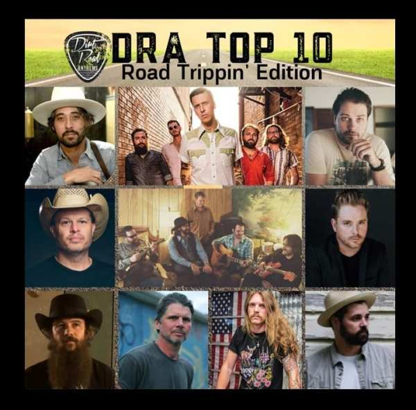 Various Artists – Dirt Road Anthems: Road Trippin' (2020) CD 1
