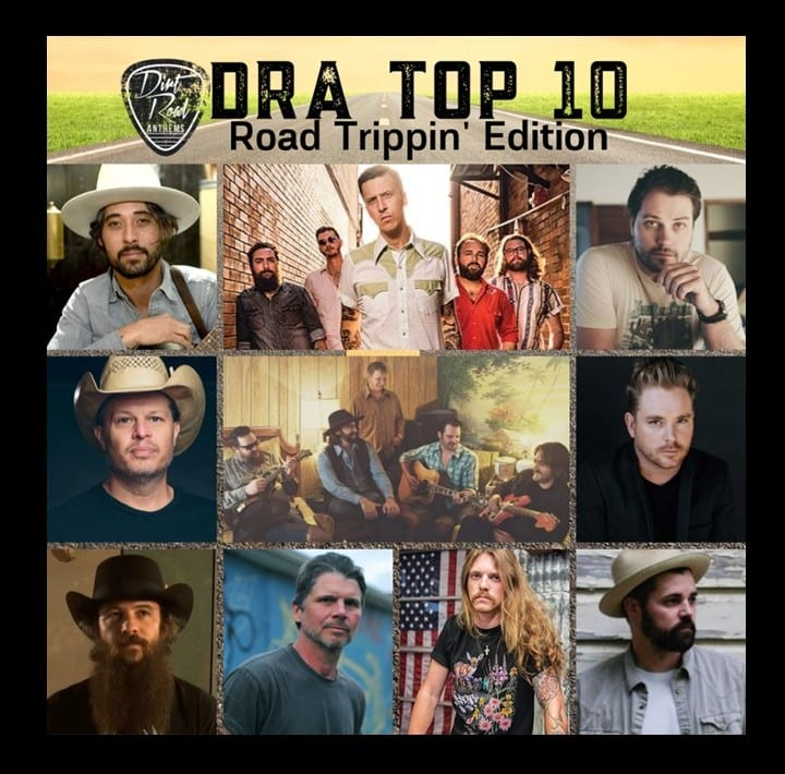 Various Artists – Dirt Road Anthems: Road Trippin' (2020) CD 6