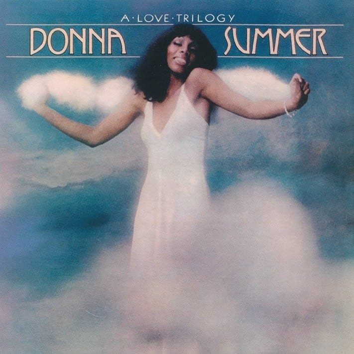 Donna Summer - A Love Trilogy (Expanded Edition) (1976) CD 9