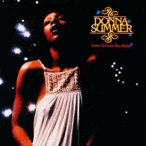 Donna Summer - Love To Love You Baby (EXPANDED EDITION) (1975) CD 50