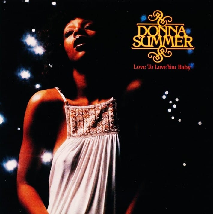Donna Summer - Love To Love You Baby (EXPANDED EDITION) (1975) CD 8