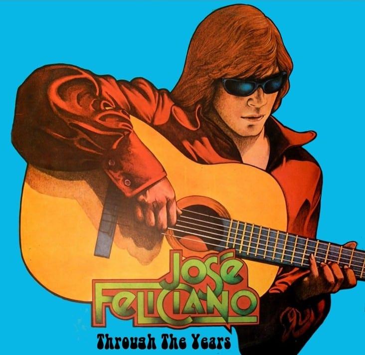 José Feliciano - Through The Years (2020) CD 10