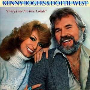 Kenny Rogers & Dottie West - Every Time Two Fools Collide (ORIGINAL U.S. VERSION) (1978) CD 76