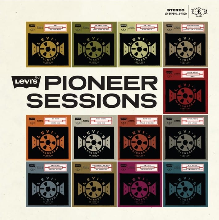 Levi's® Pioneer Sessions - 2010 Revival Recordings (EXPANDED EDITION (2010) CD 7
