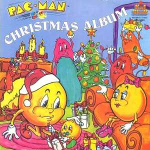 Pac-Man - Christmas Album (1980) CD 15