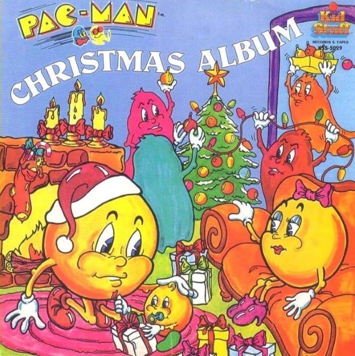 Pac-Man - Christmas Album (1980) CD 7
